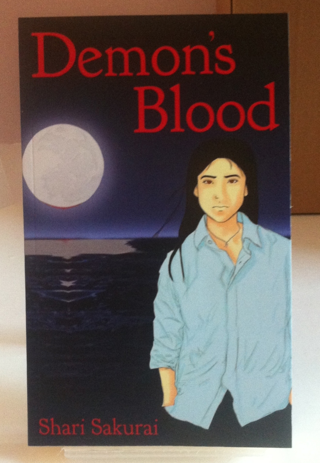 Demon's Blood print edition!