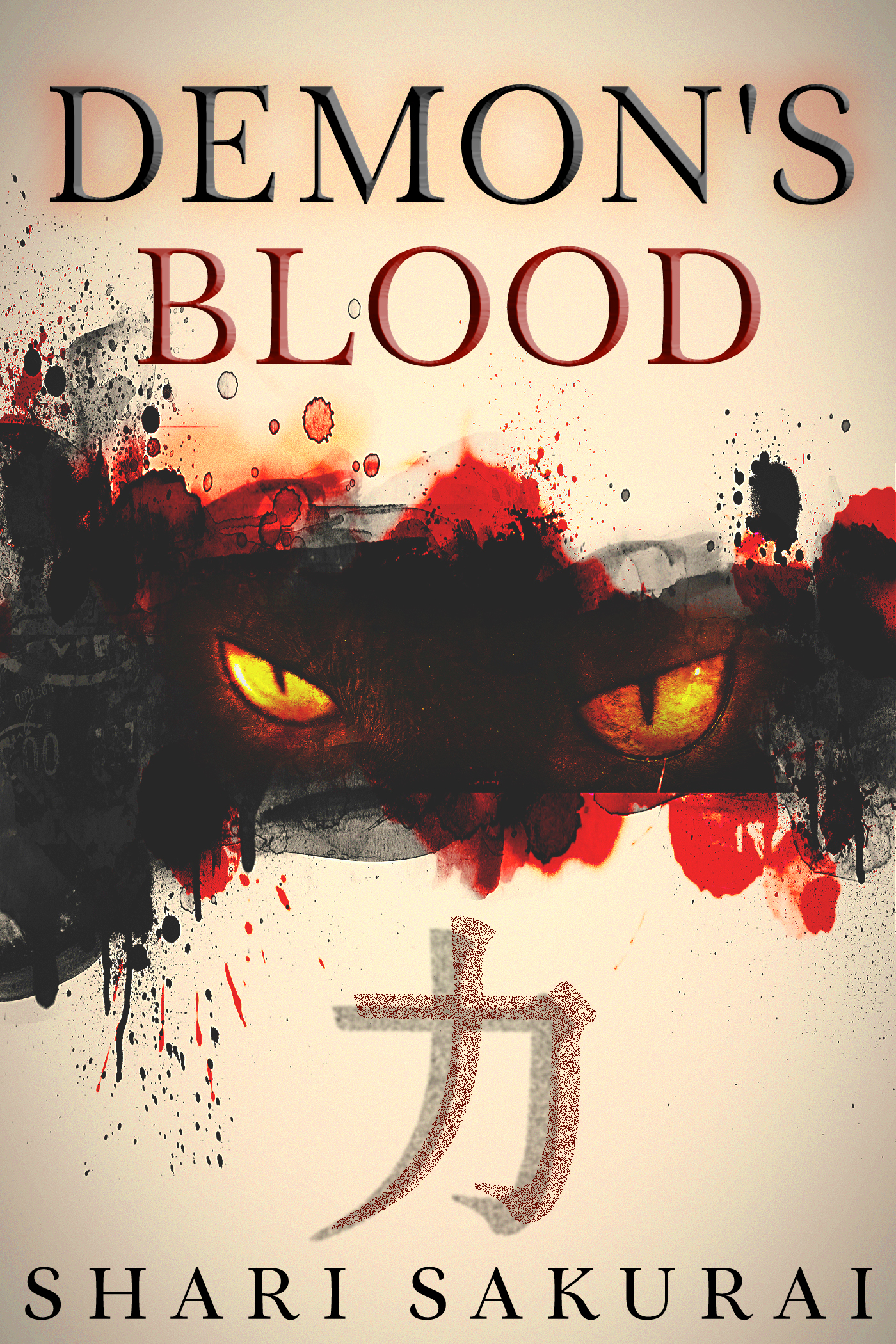 Demon's Blood Cover