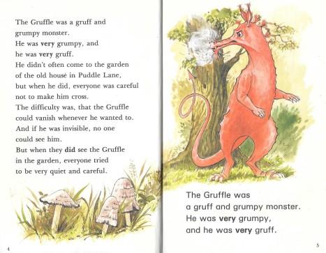 3. The Gruffle.