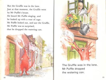4. Mr Puffle.