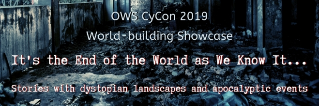 World-building Showcase End of the World banner