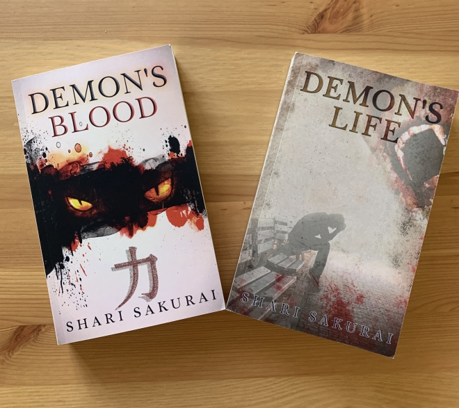 Demon's Blood Books
