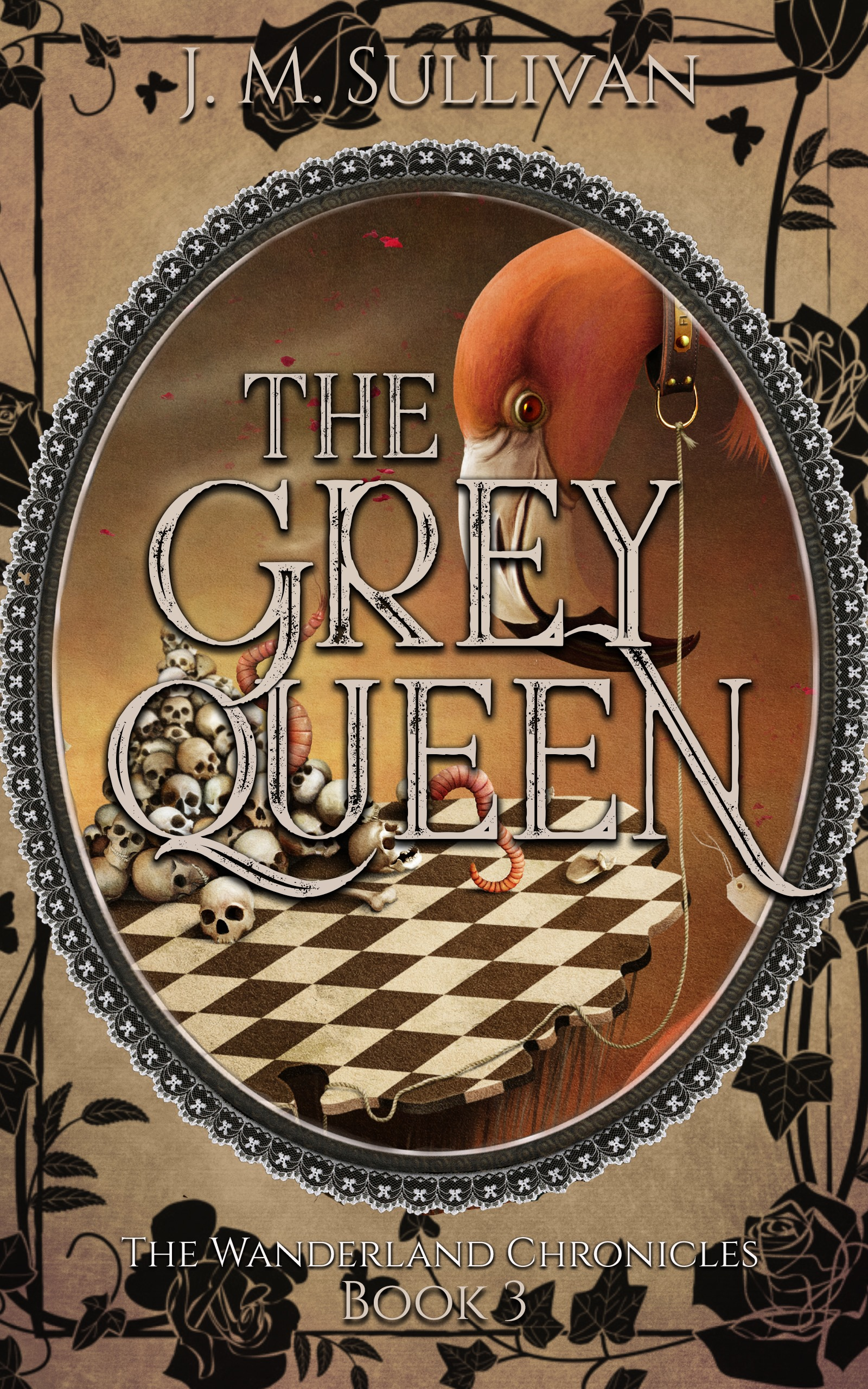 Grey Queen cover